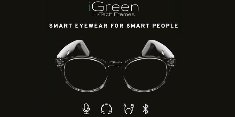 IGreen Smart Eyewear