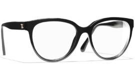 Chanel Butterfly Eyeglasses – Black Frame